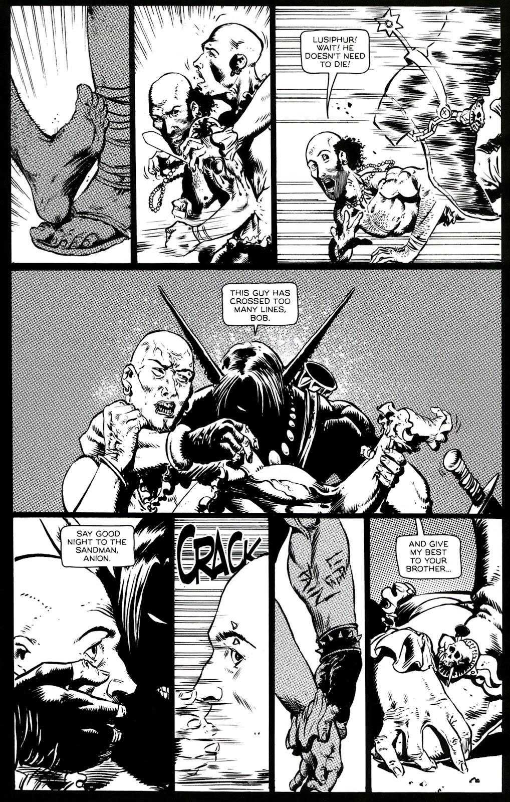 Read online Poison Elves (2013) comic -  Issue #3 - 21