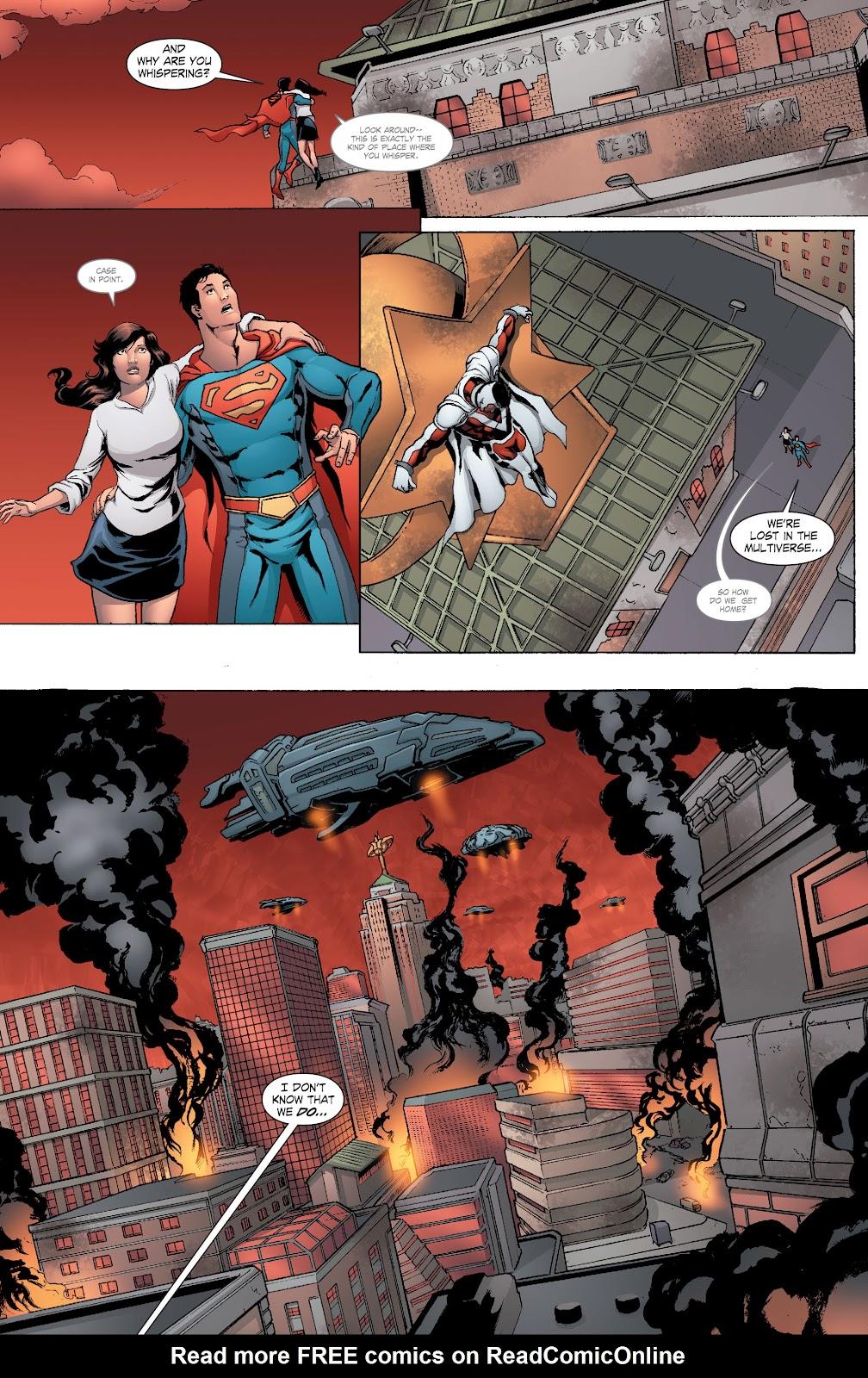 Read online Smallville Season 11 [II] comic -  Issue # TPB 8 - 68