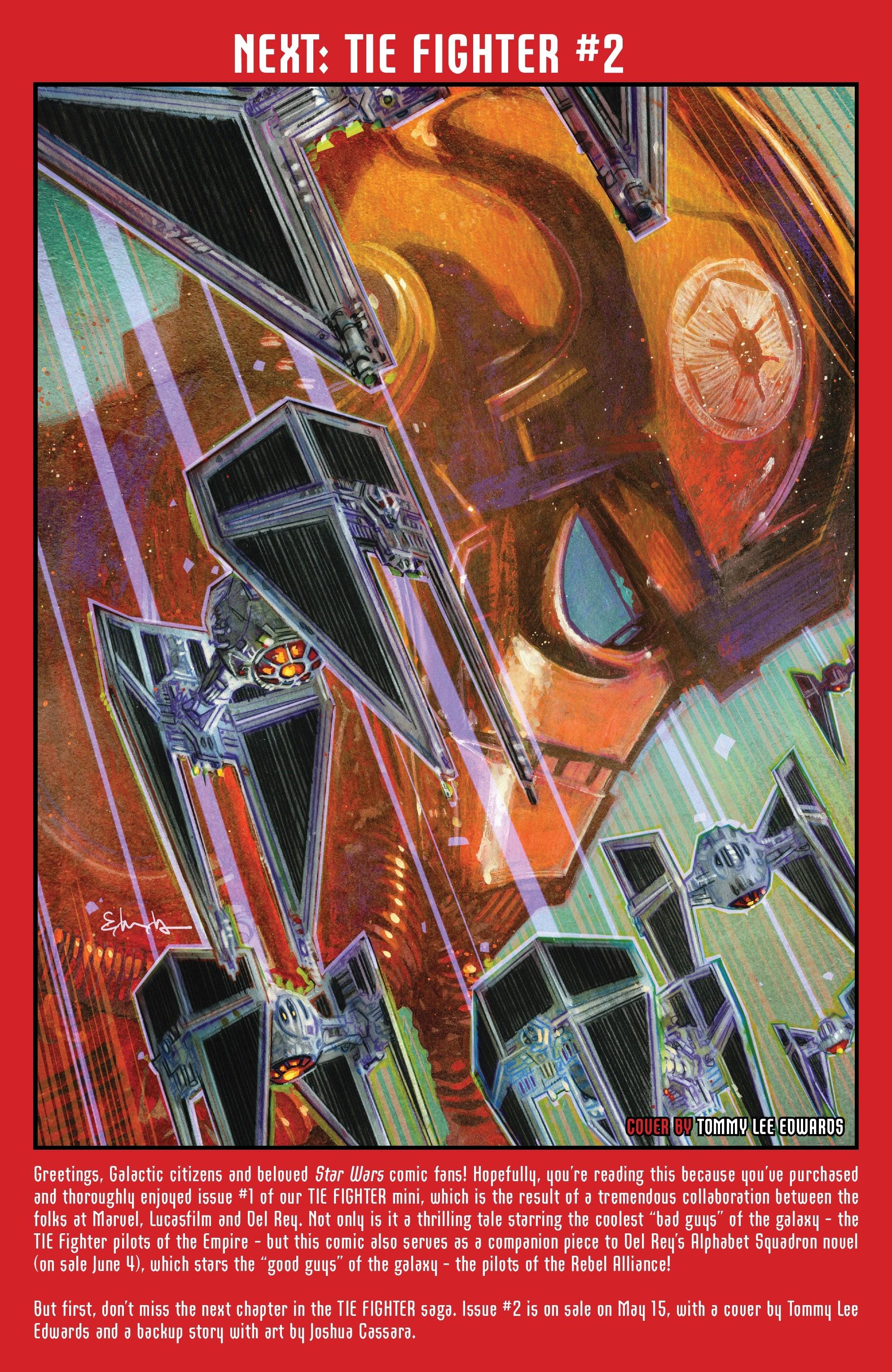 Star Wars: Tie Fighter 1 Page 26