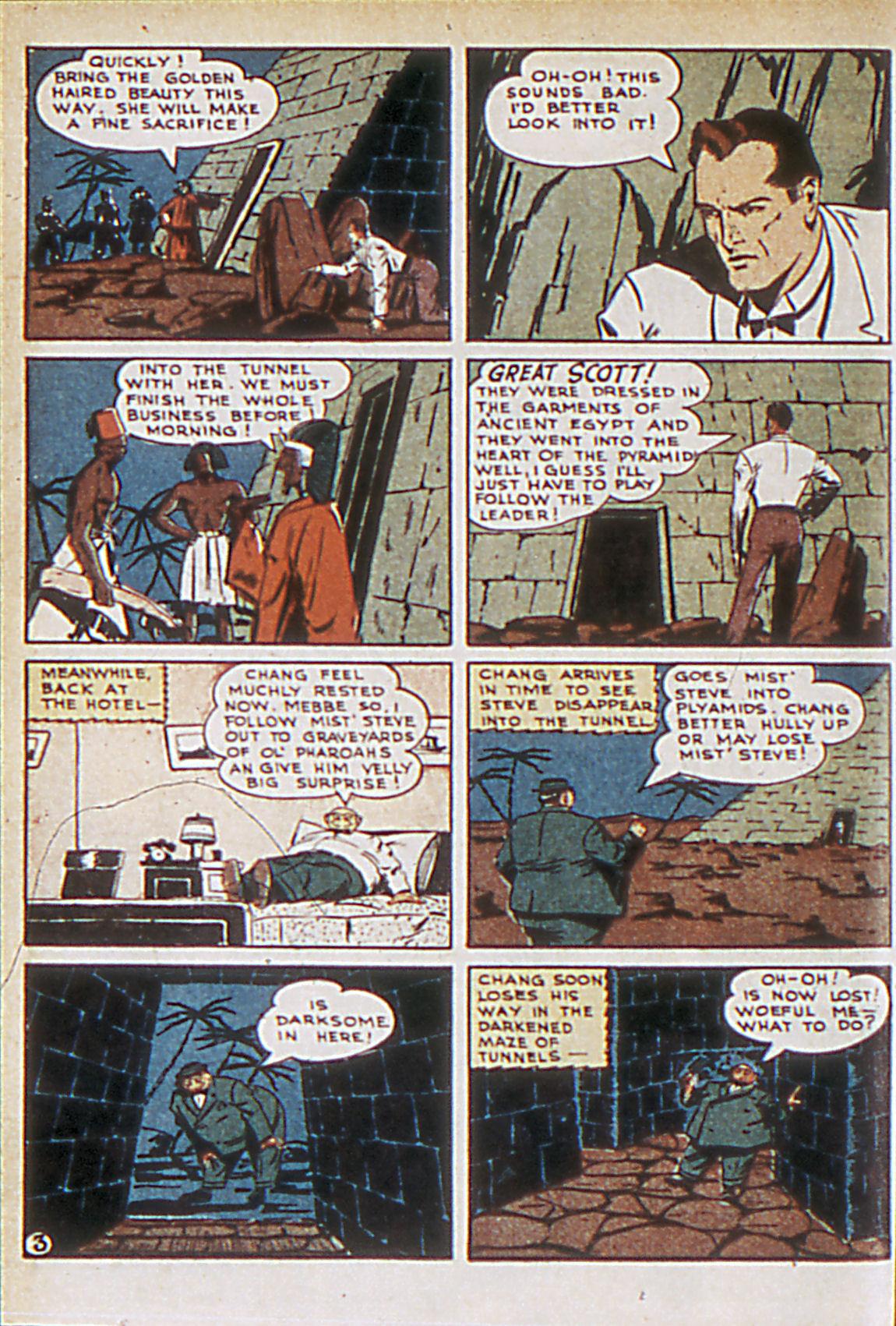 Read online Adventure Comics (1938) comic -  Issue #63 - 27