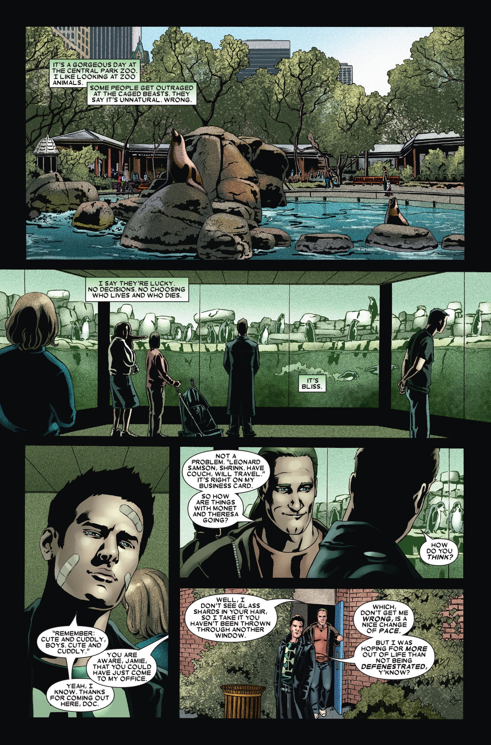 Read online X-Factor (2006) comic -  Issue #14 - 14