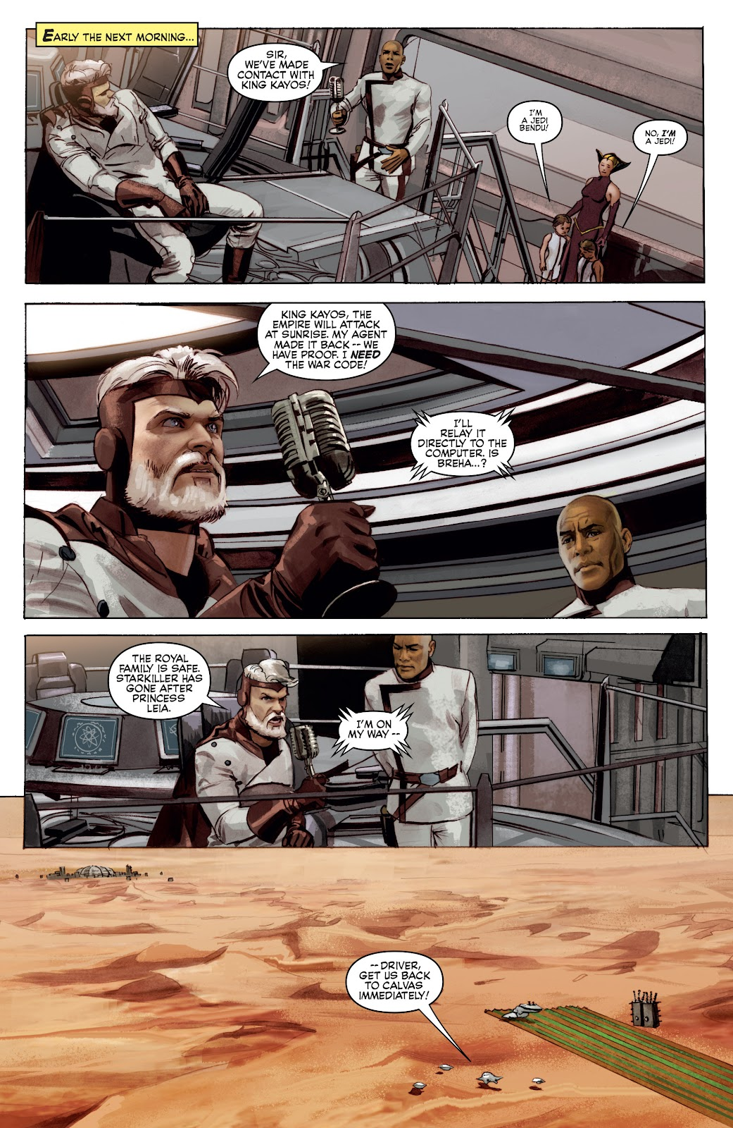 Read online Star Wars Legends: Infinities - Epic Collection comic -  Issue # TPB (Part 4) - 30