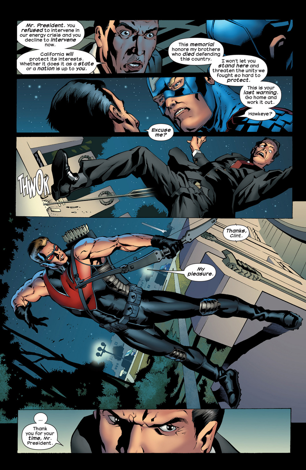Read online Ultimate Comics Ultimates comic -  Issue #22 - 15