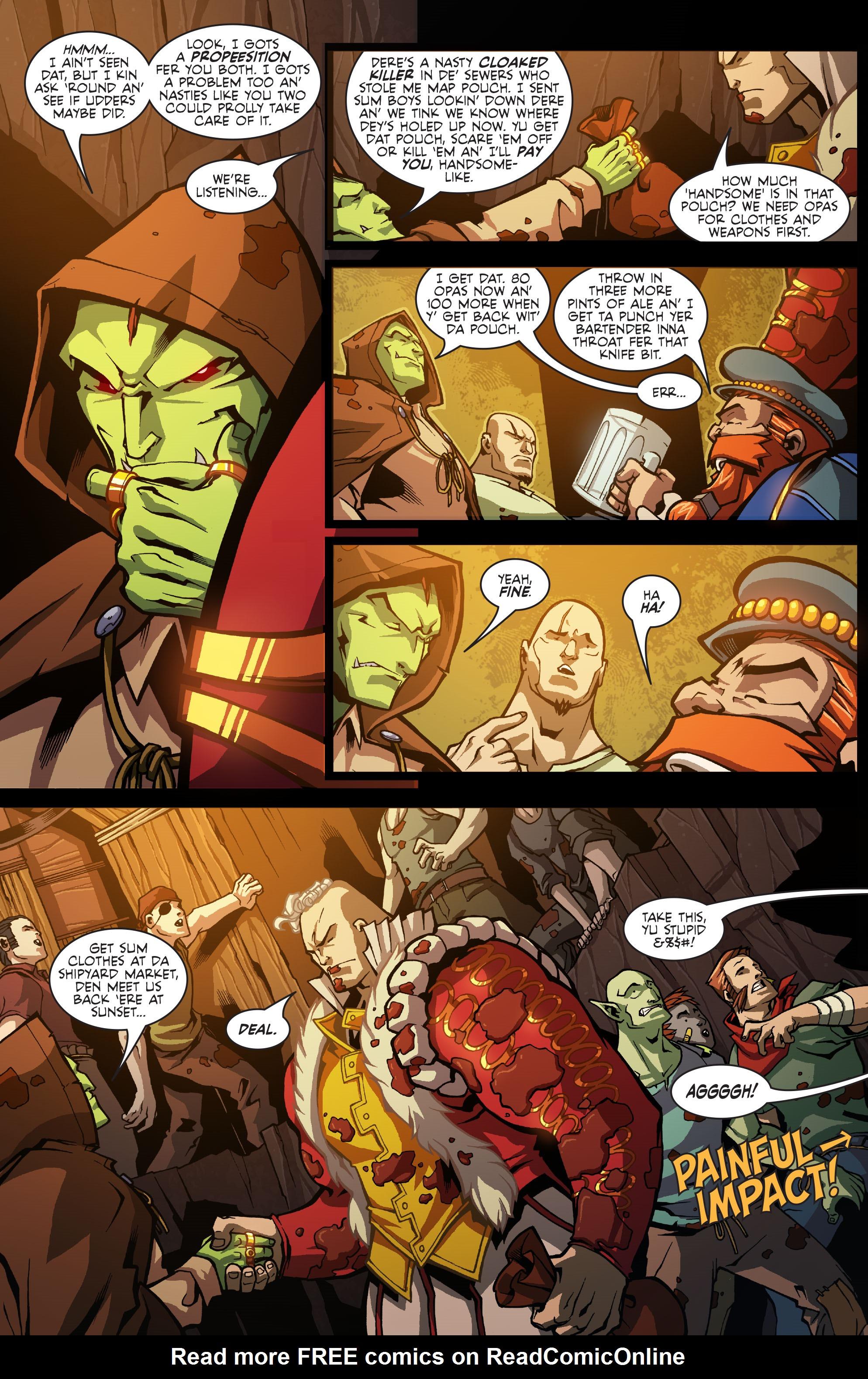 Read online Skullkickers comic -  Issue #9 - 6