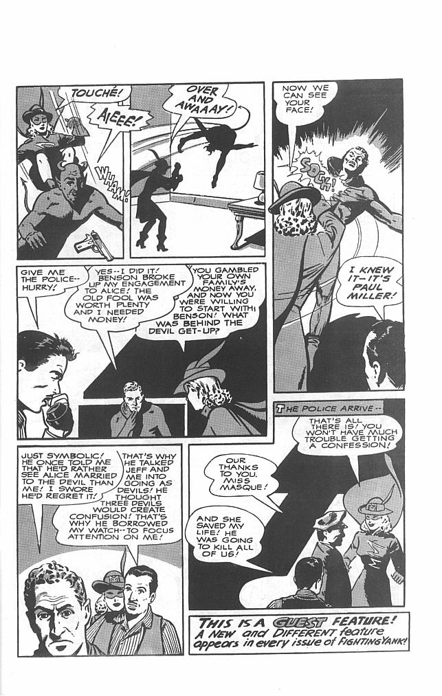 Read online Men of Mystery Comics comic -  Issue #28 - 41