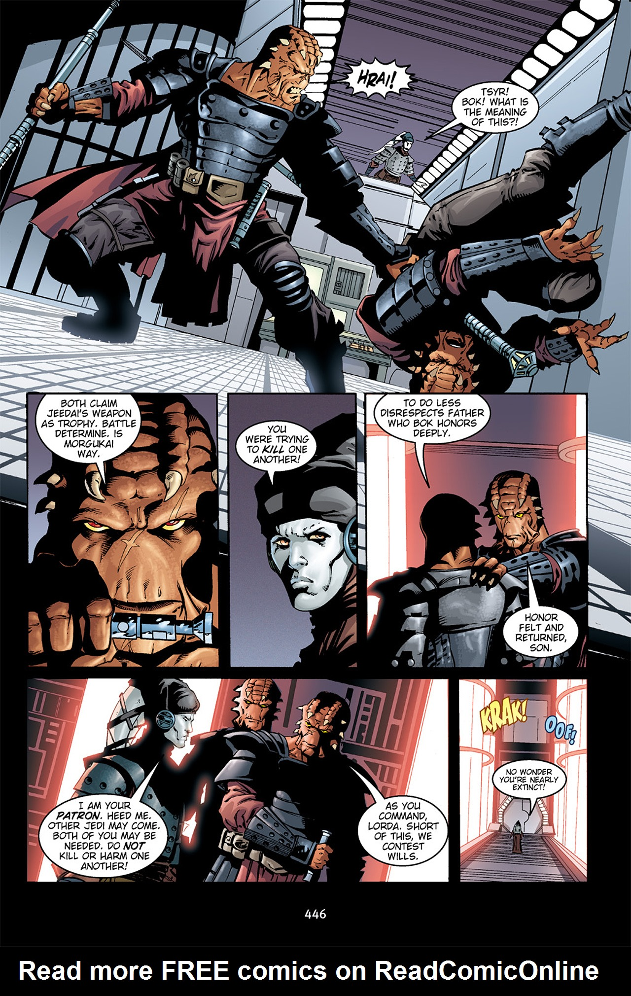 Read online Star Wars Omnibus comic -  Issue # Vol. 15.5 - 164