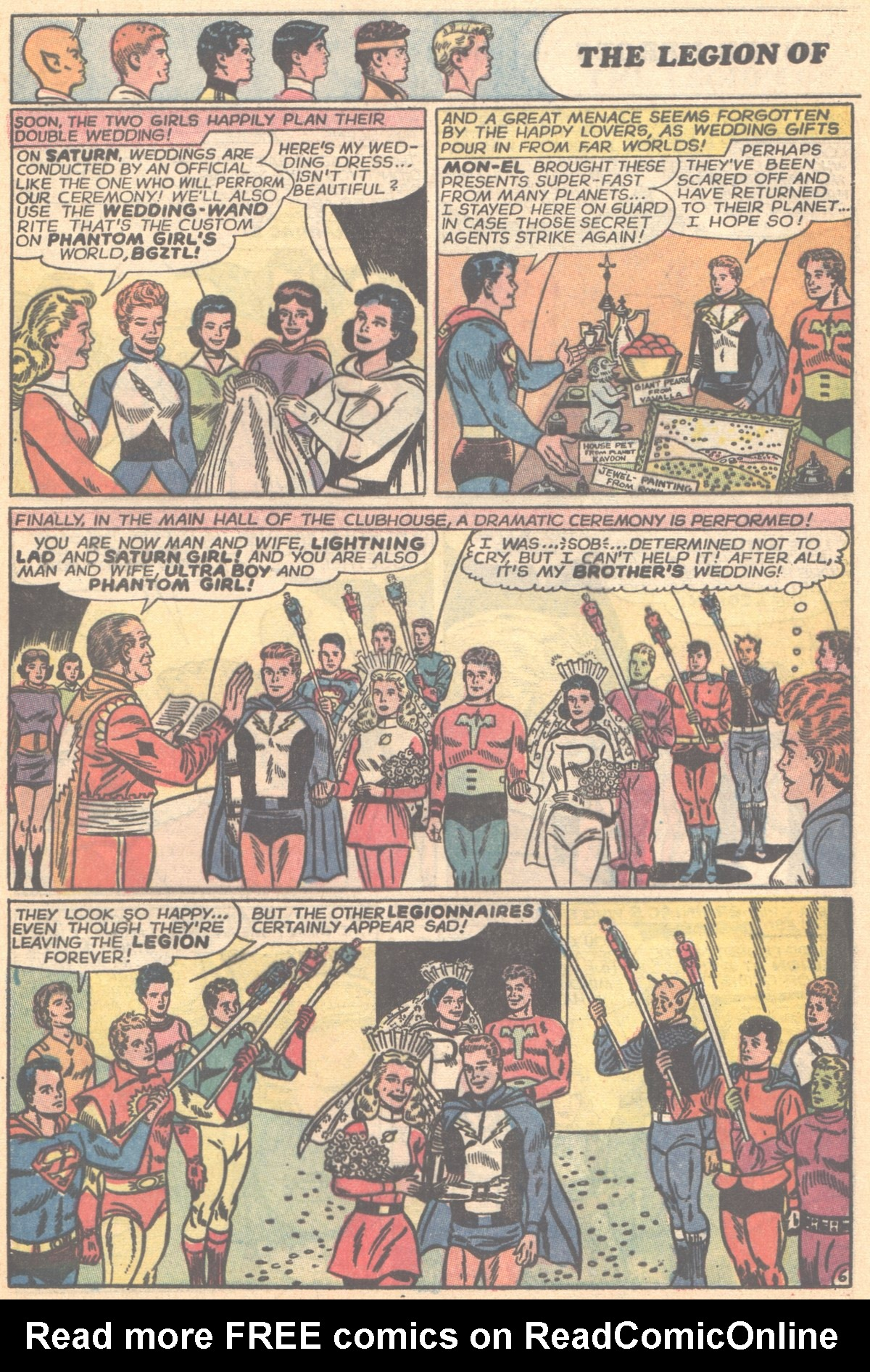 Read online Adventure Comics (1938) comic -  Issue #411 - 30