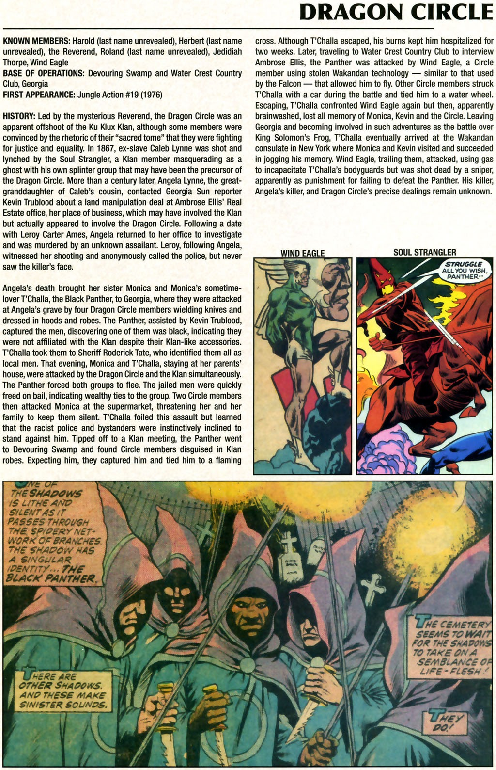 Read online Marvel Legacy: The 1970's Handbook comic -  Issue # Full - 23