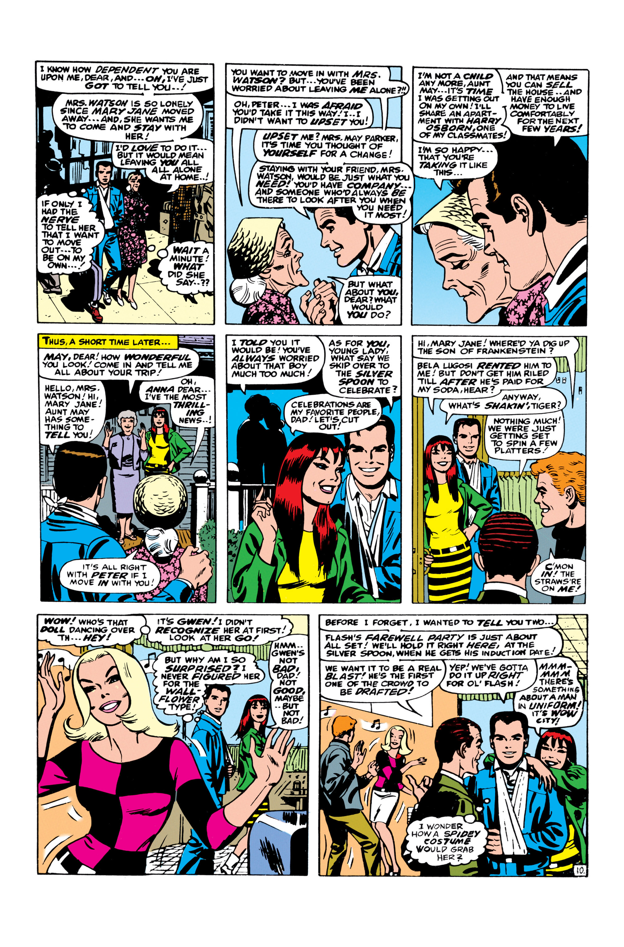 The Amazing Spider-Man (1963) 46 Page 10