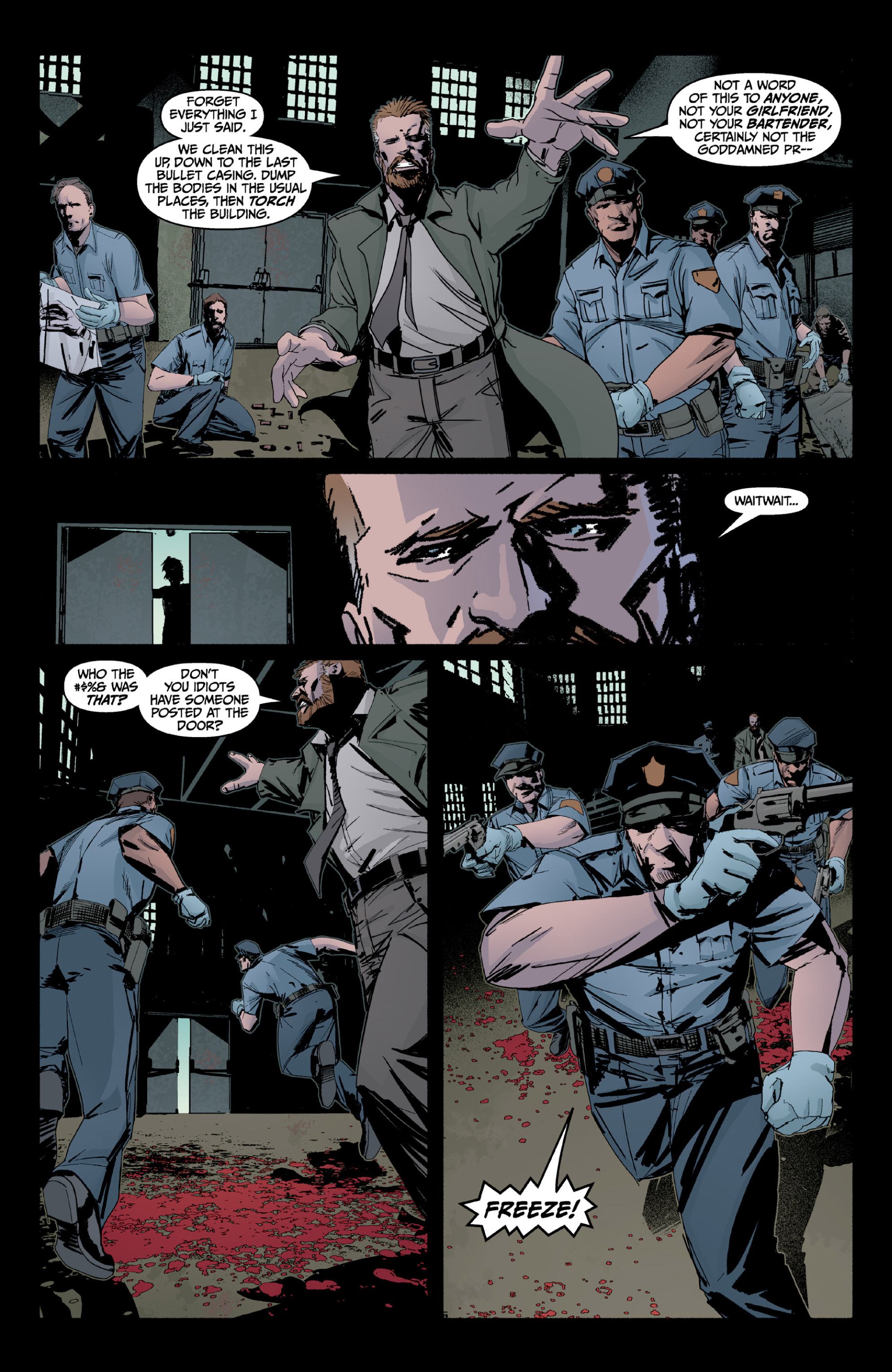 Read online X: Big Bad comic -  Issue # Full - 37