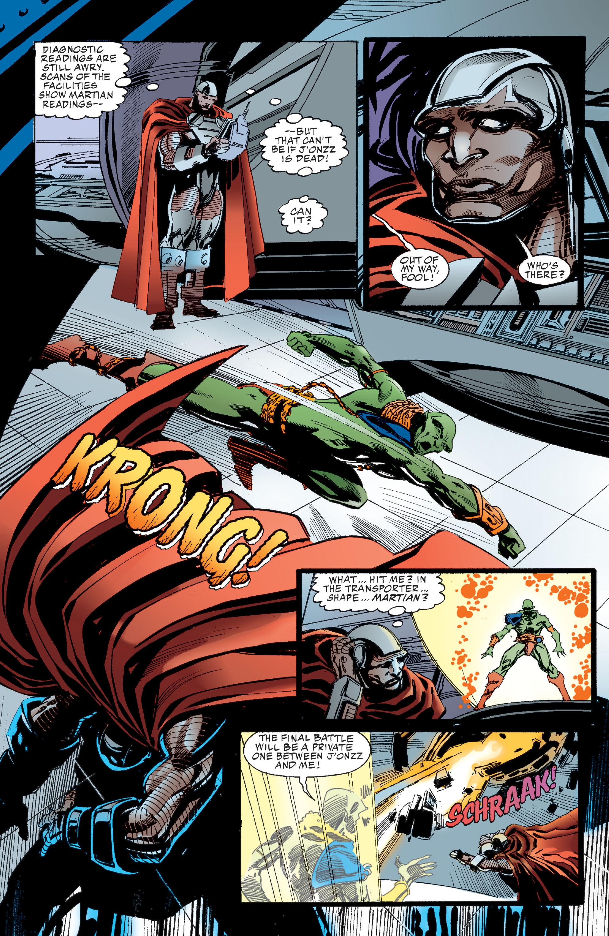 Read online Martian Manhunter: Son of Mars comic -  Issue # TPB - 222