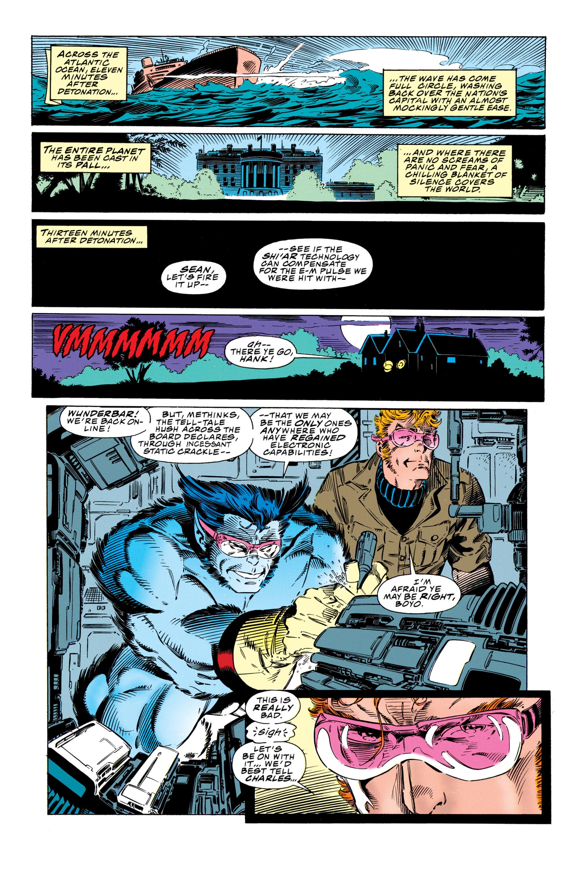 X-Men (1991) 25 Page 8