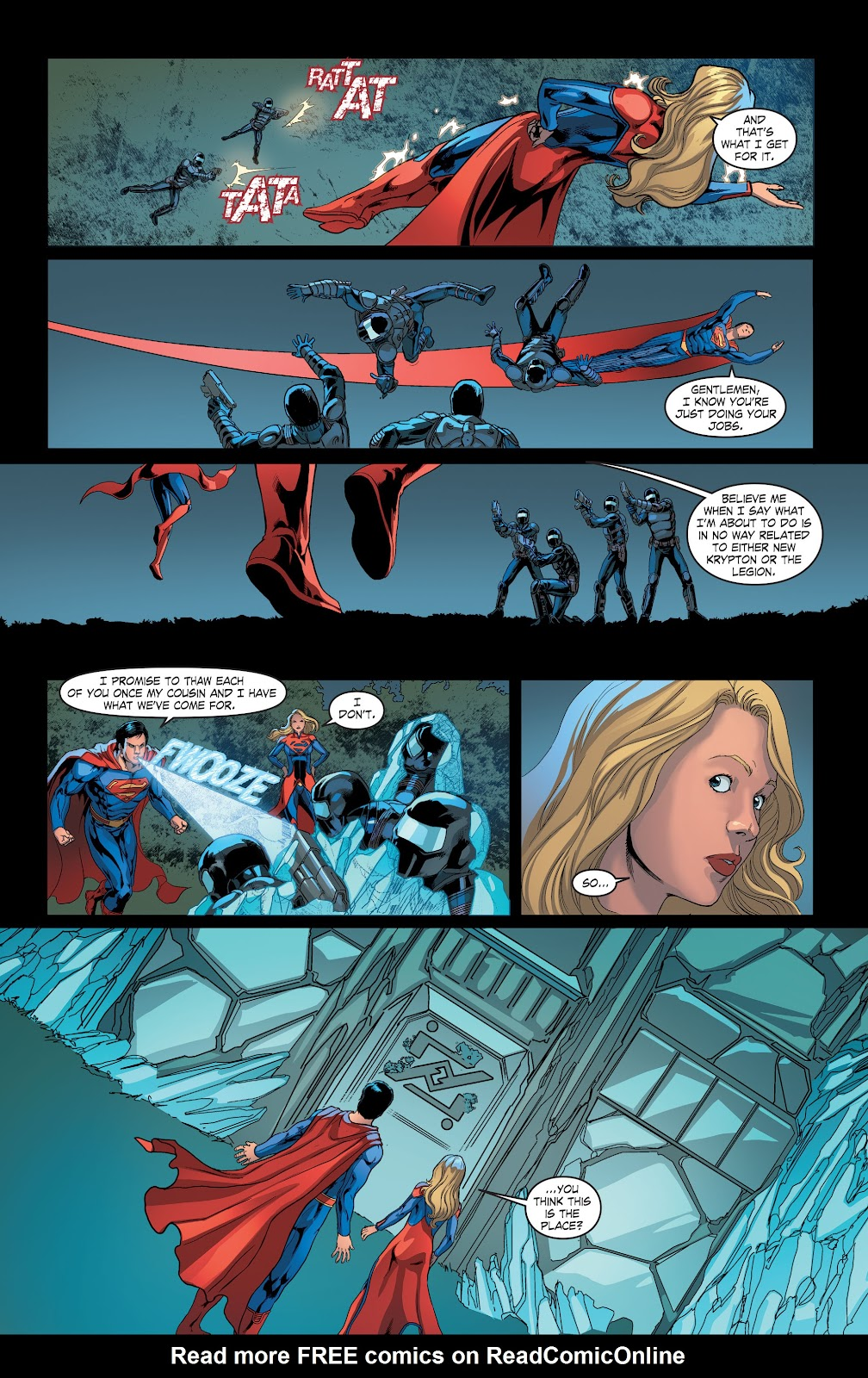 Read online Smallville Season 11 [II] comic -  Issue # TPB 4 - 65