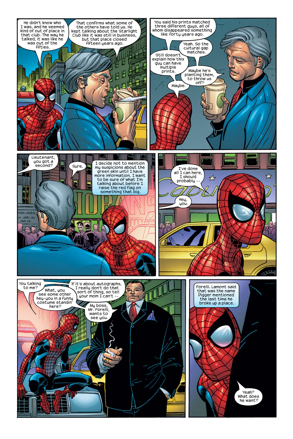 The Amazing Spider-Man (1999) 52 Page 7