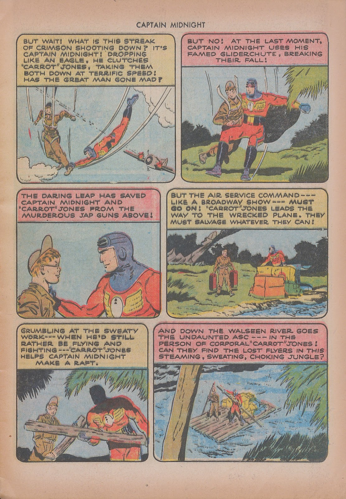 Captain Midnight (1942) issue 20 - Page 9