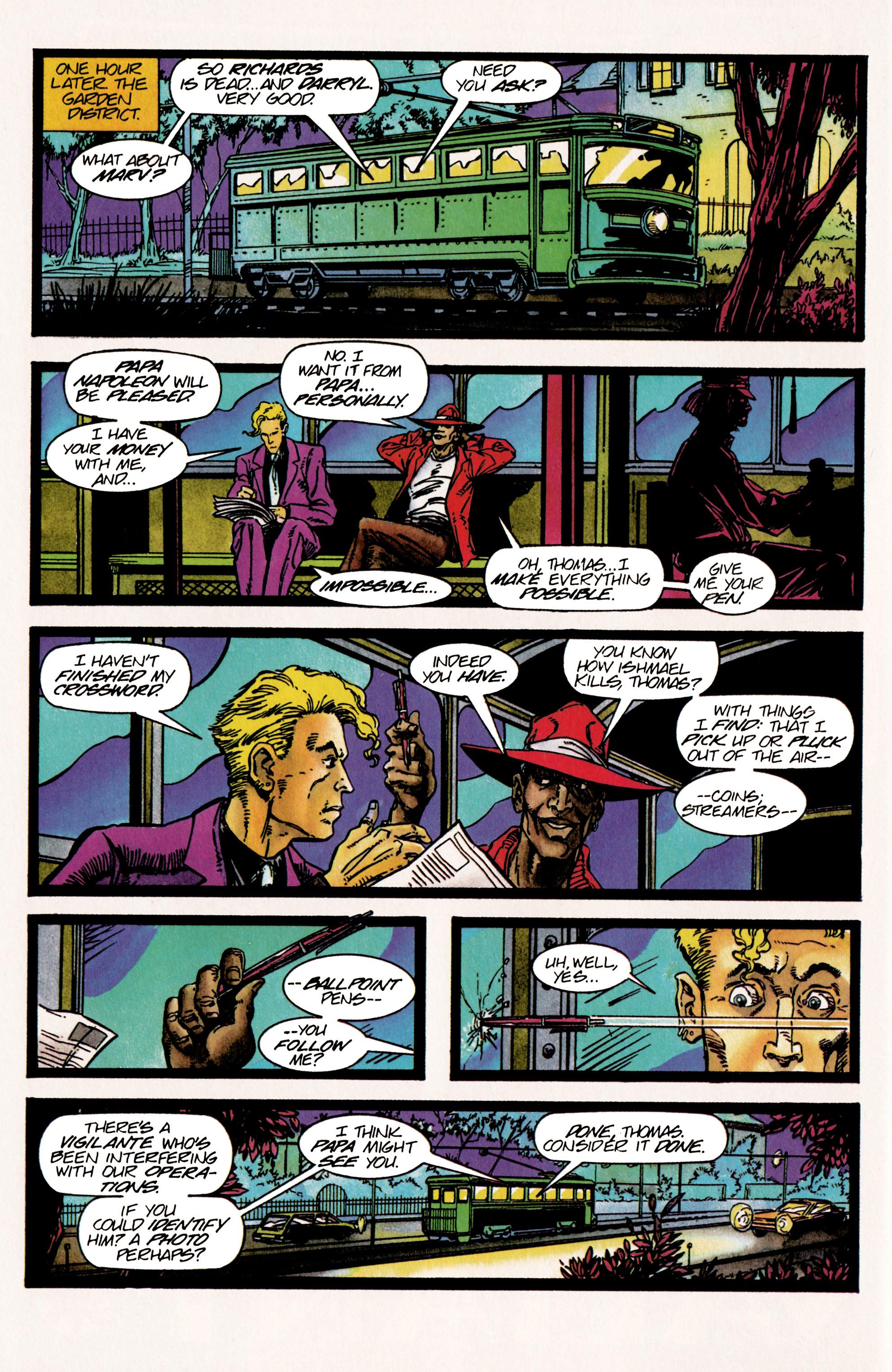 Read online Shadowman (1992) comic -  Issue #26 - 6