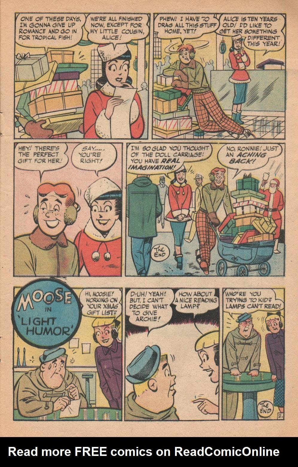 Archie Comics issue 098 - Page 10
