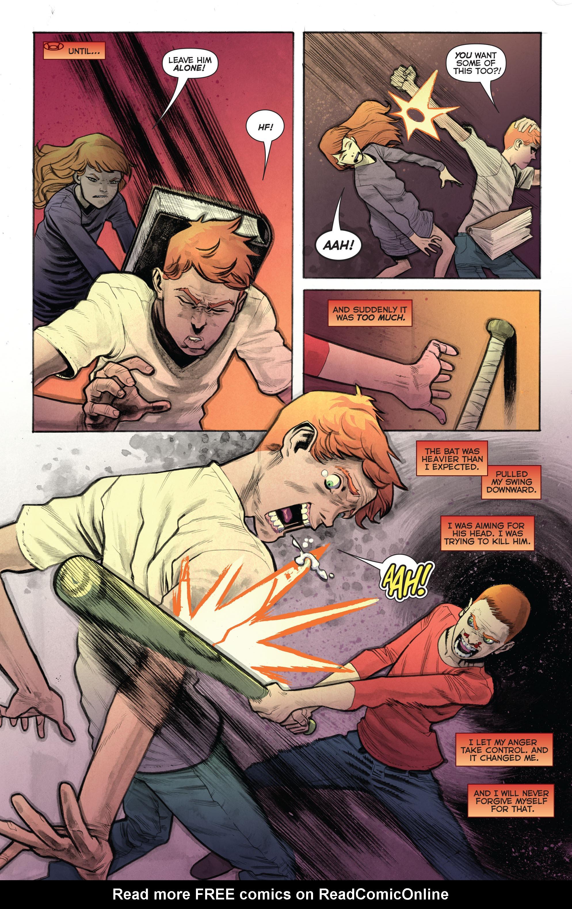 Read online Secret Origins (2014) comic -  Issue #11 - 5