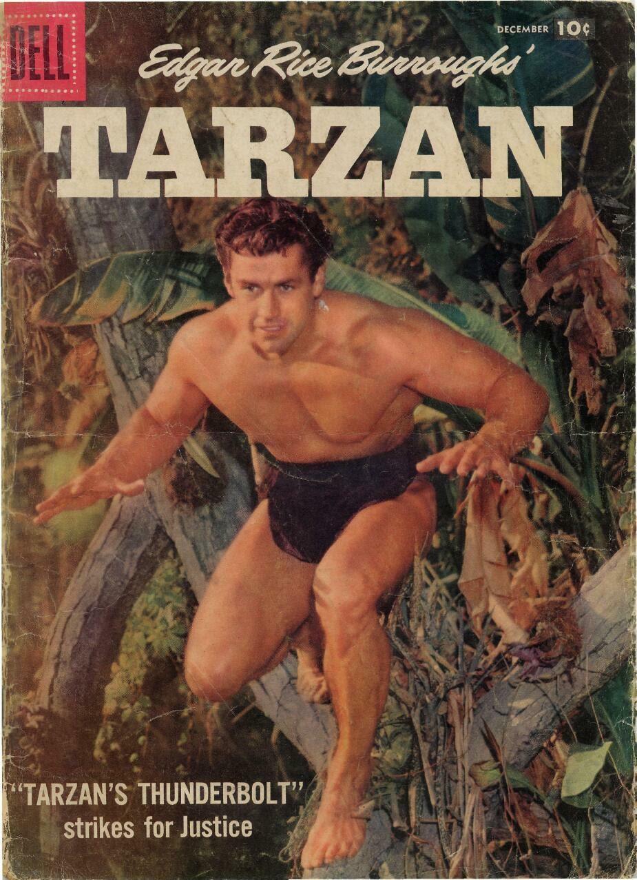 Tarzan (1948) issue 99 - Page 1