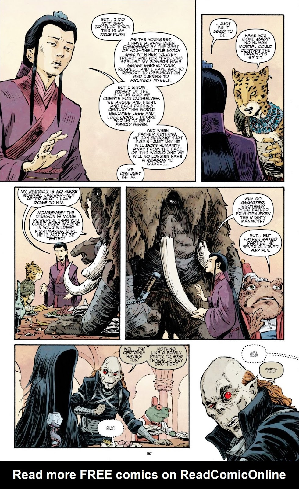 Read online Teenage Mutant Ninja Turtles: The IDW Collection comic -  Issue # TPB 9 (Part 2) - 56