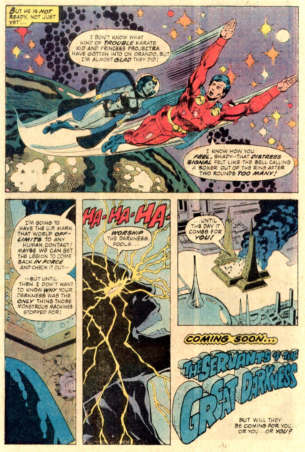 Legion of Super-Heroes (1980) 287 Page 25