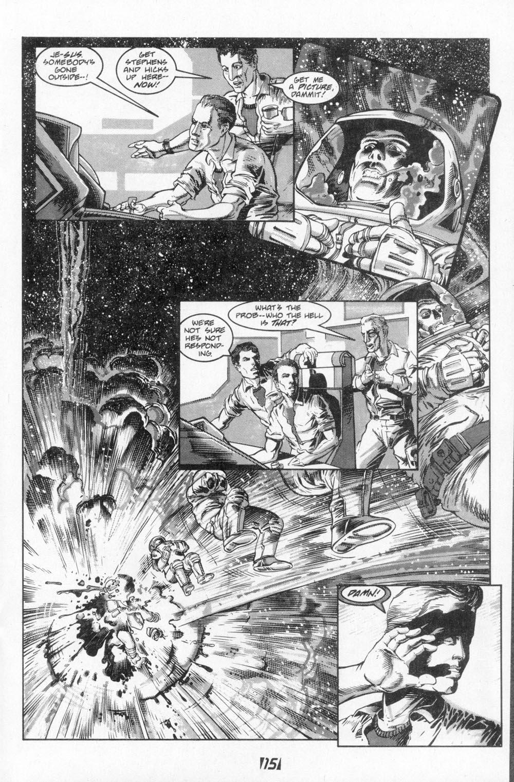 Read online Aliens (1988) comic -  Issue #3 - 19