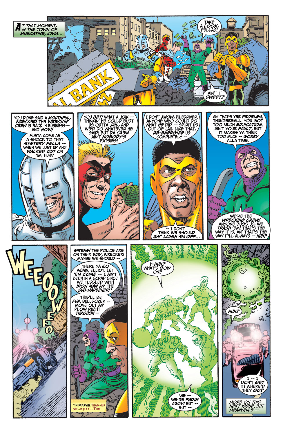 Read online Avengers (1998) comic -  Issue #15 - 14