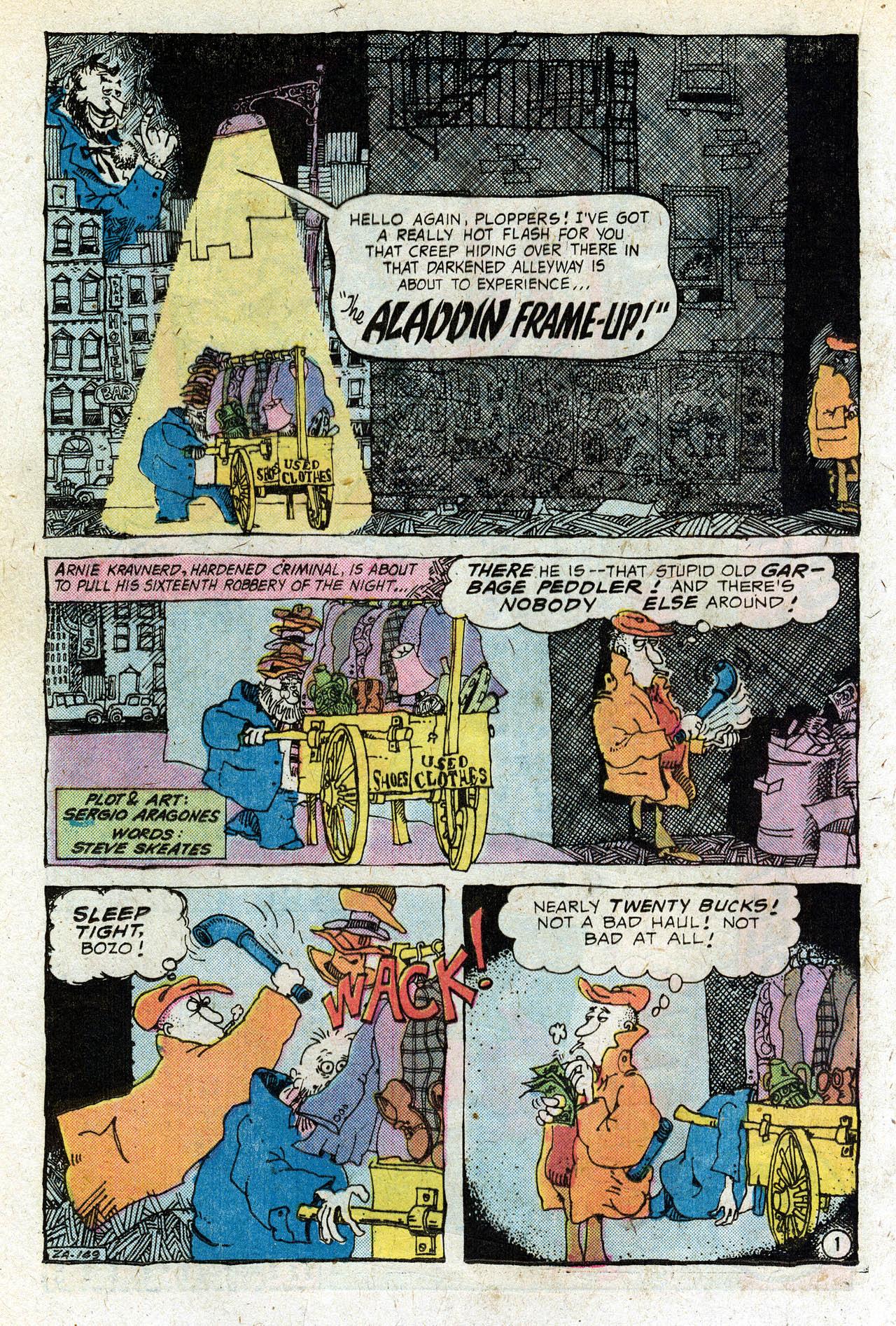 Read online Plop! comic -  Issue #11 - 20