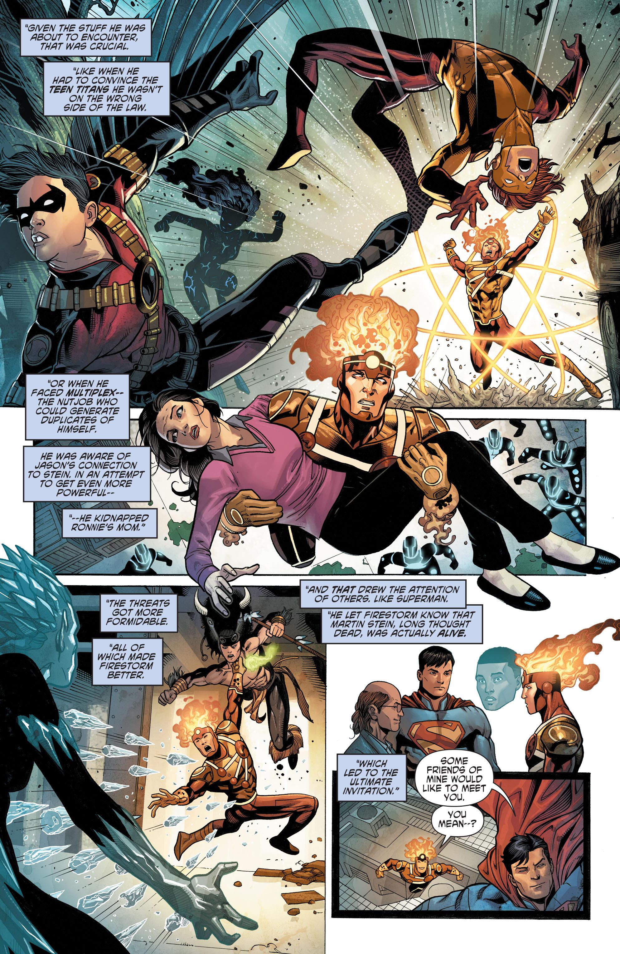 Read online Secret Origins (2014) comic -  Issue #10 - 23