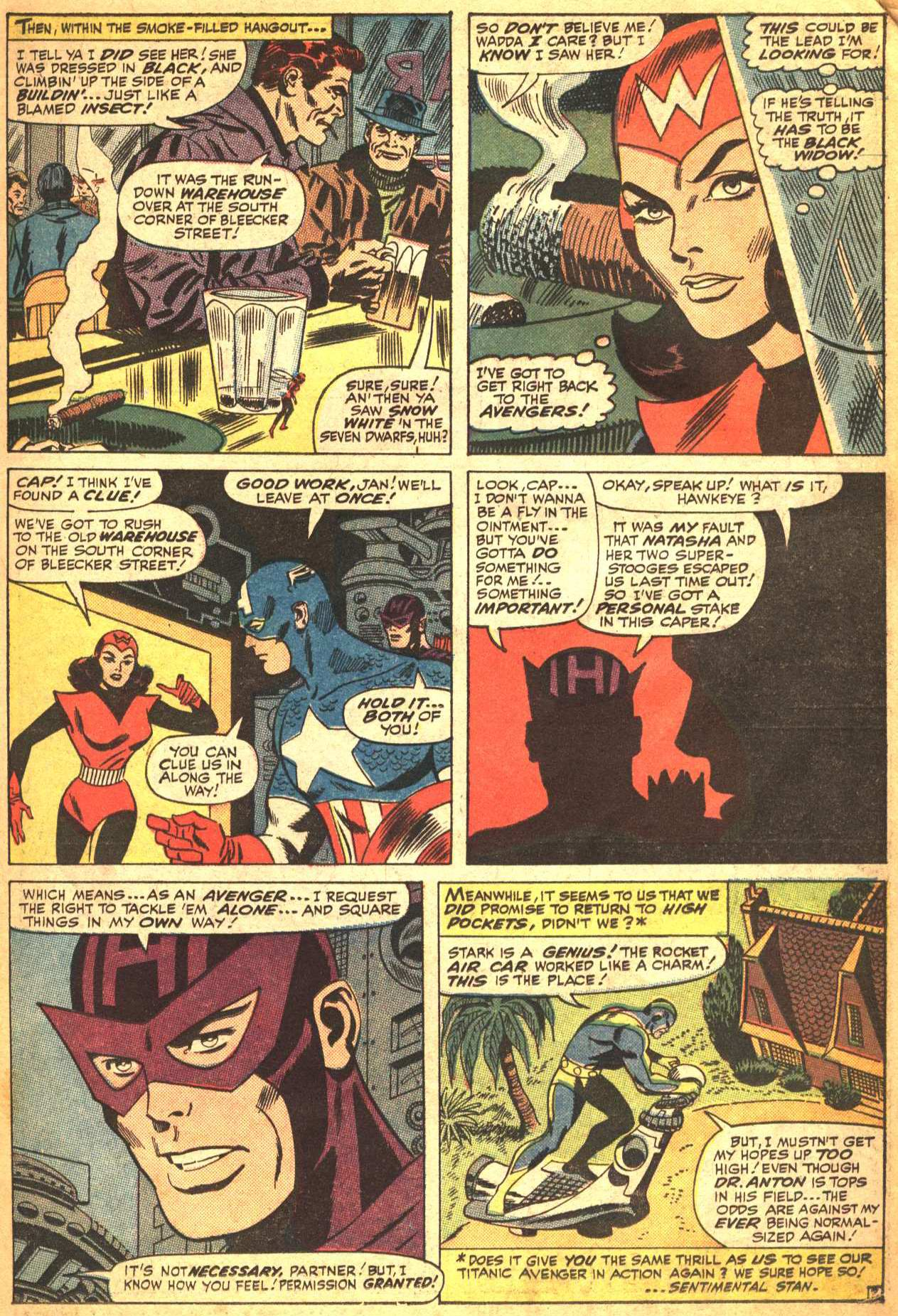 The Avengers (1963) 30 Page 7