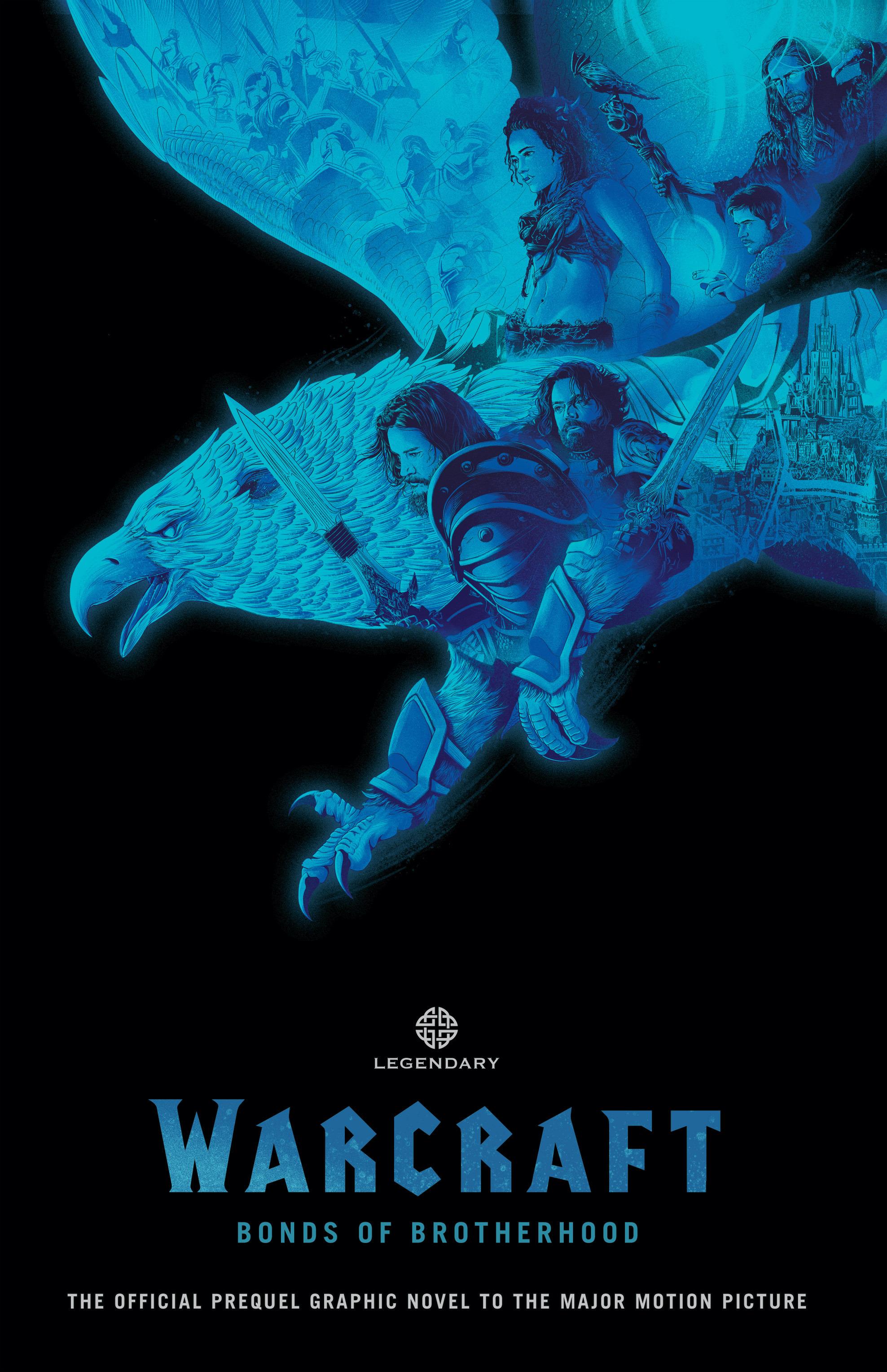 Warcraft: Bonds of Brotherhood Full Page 1