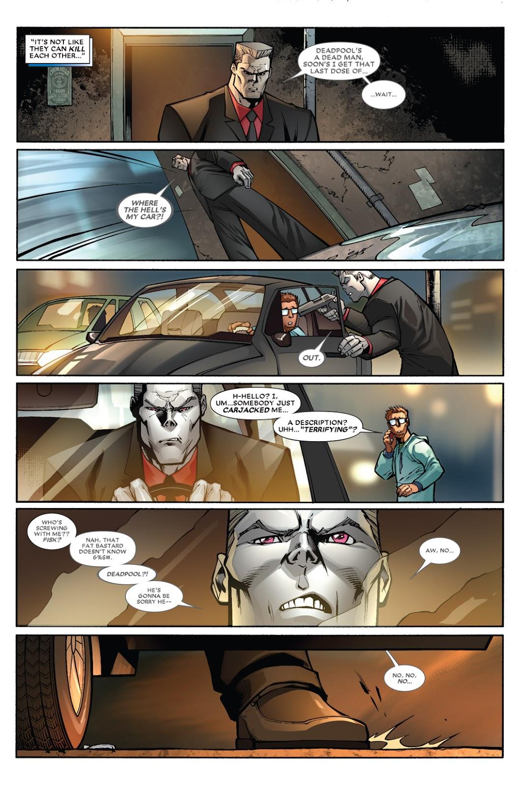 Read online Deadpool (2008) comic -  Issue #51 - 21