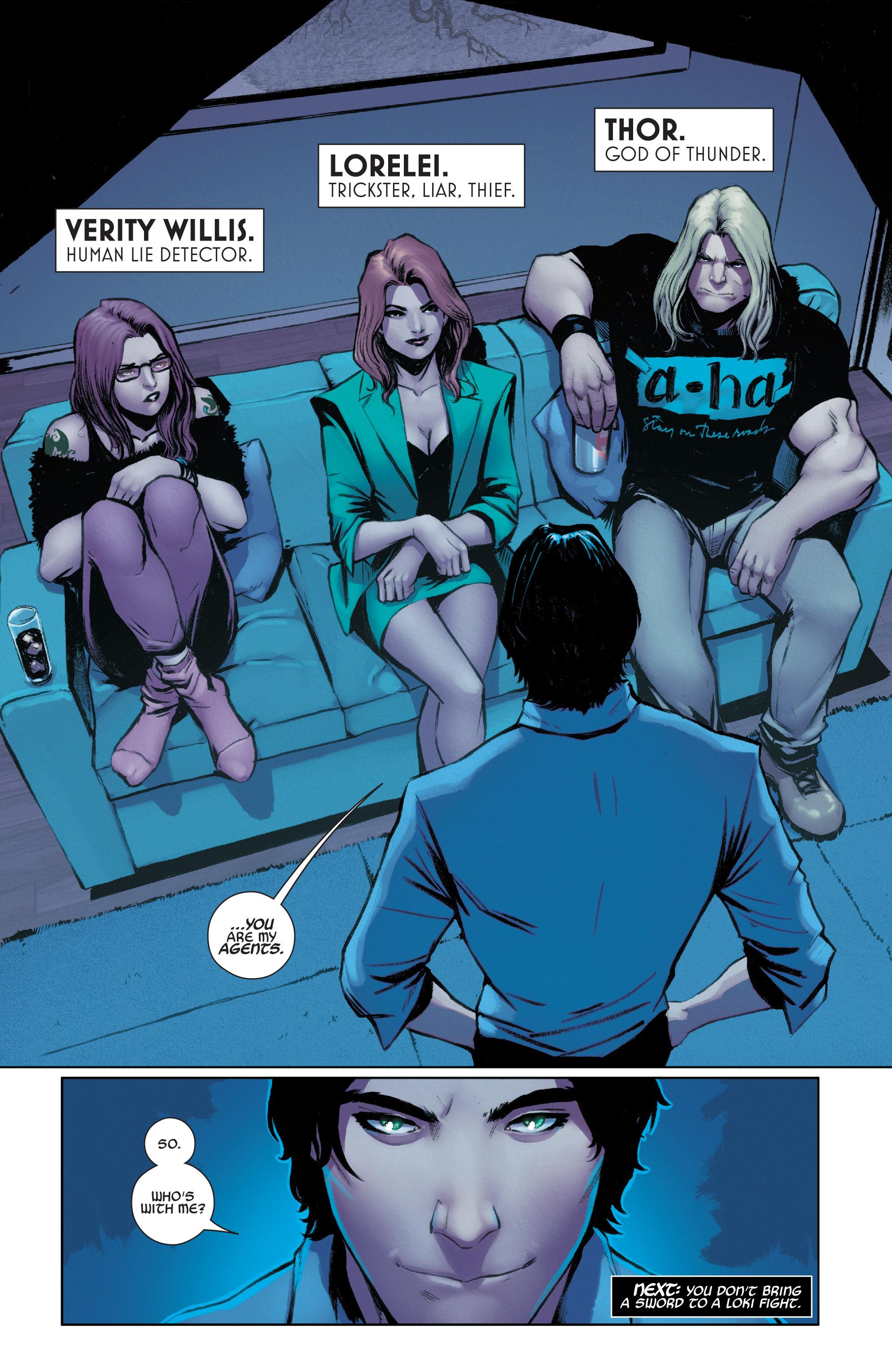 Loki: Agent of Asgard 4 Page 21