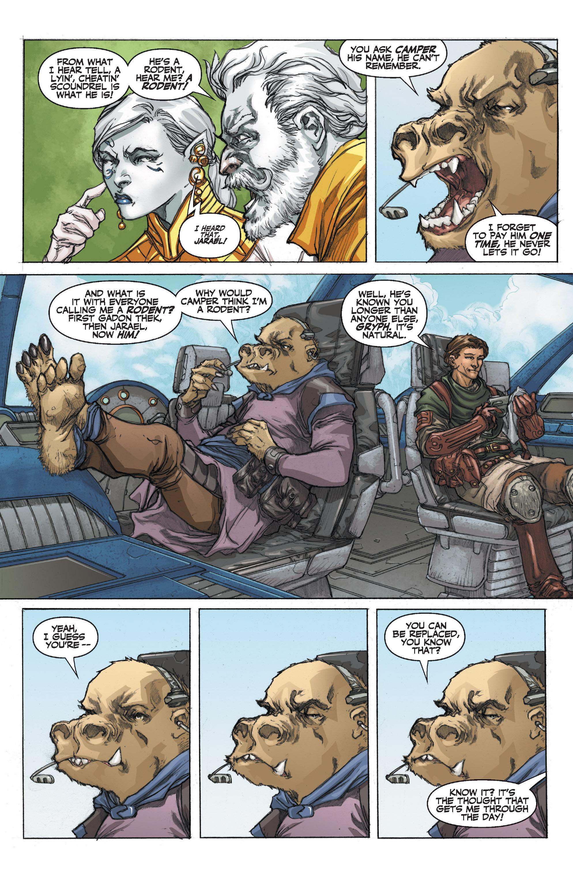 Read online Star Wars Omnibus comic -  Issue # Vol. 29 - 235