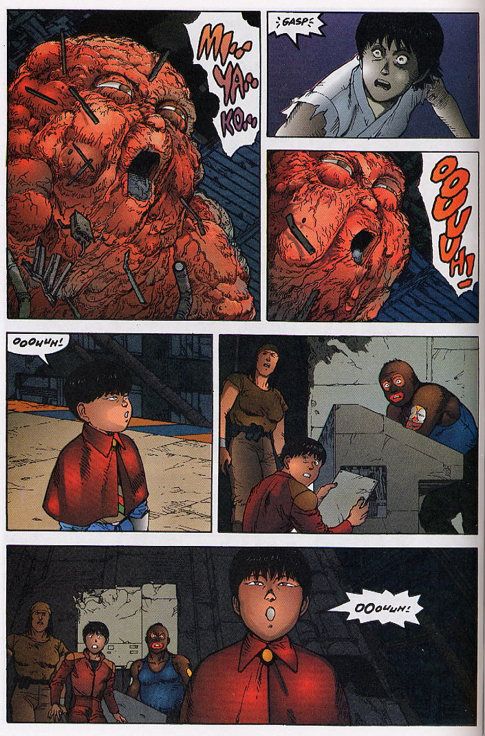 Read online Akira comic -  Issue #34 - 62