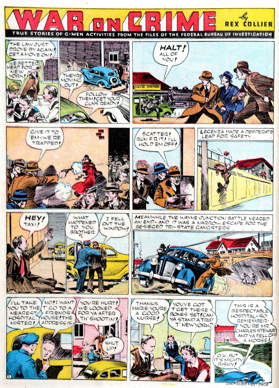 Read online Famous Funnies comic -  Issue #60 - 22
