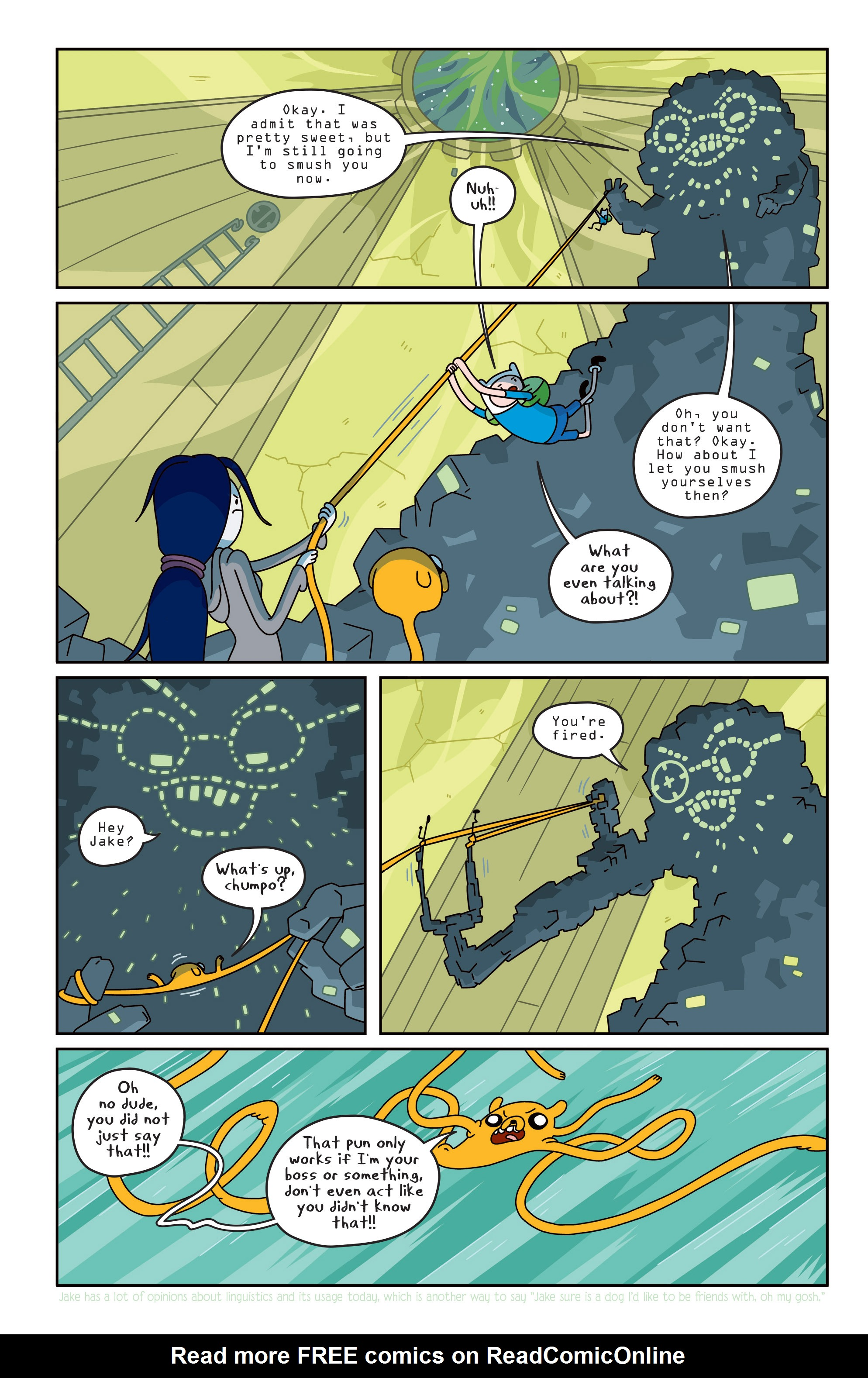Read online Adventure Time comic -  Issue #Adventure Time _TPB 3 - 70
