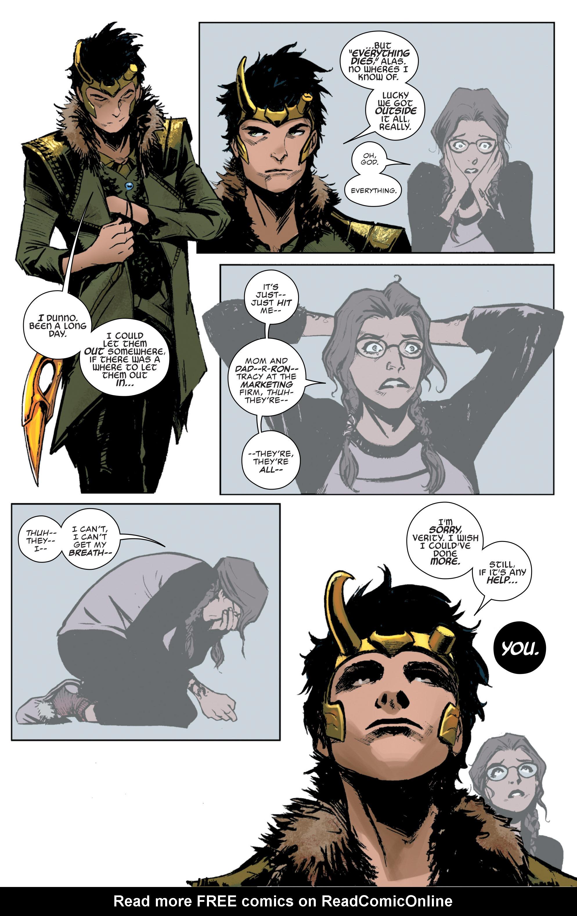 Read online Secret Wars: Last Days of the Marvel Universe comic -  Issue # TPB (Part 1) - 108