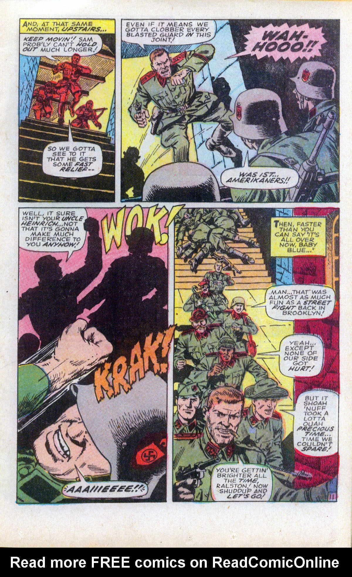 Read online Sgt. Fury comic -  Issue #61 - 17