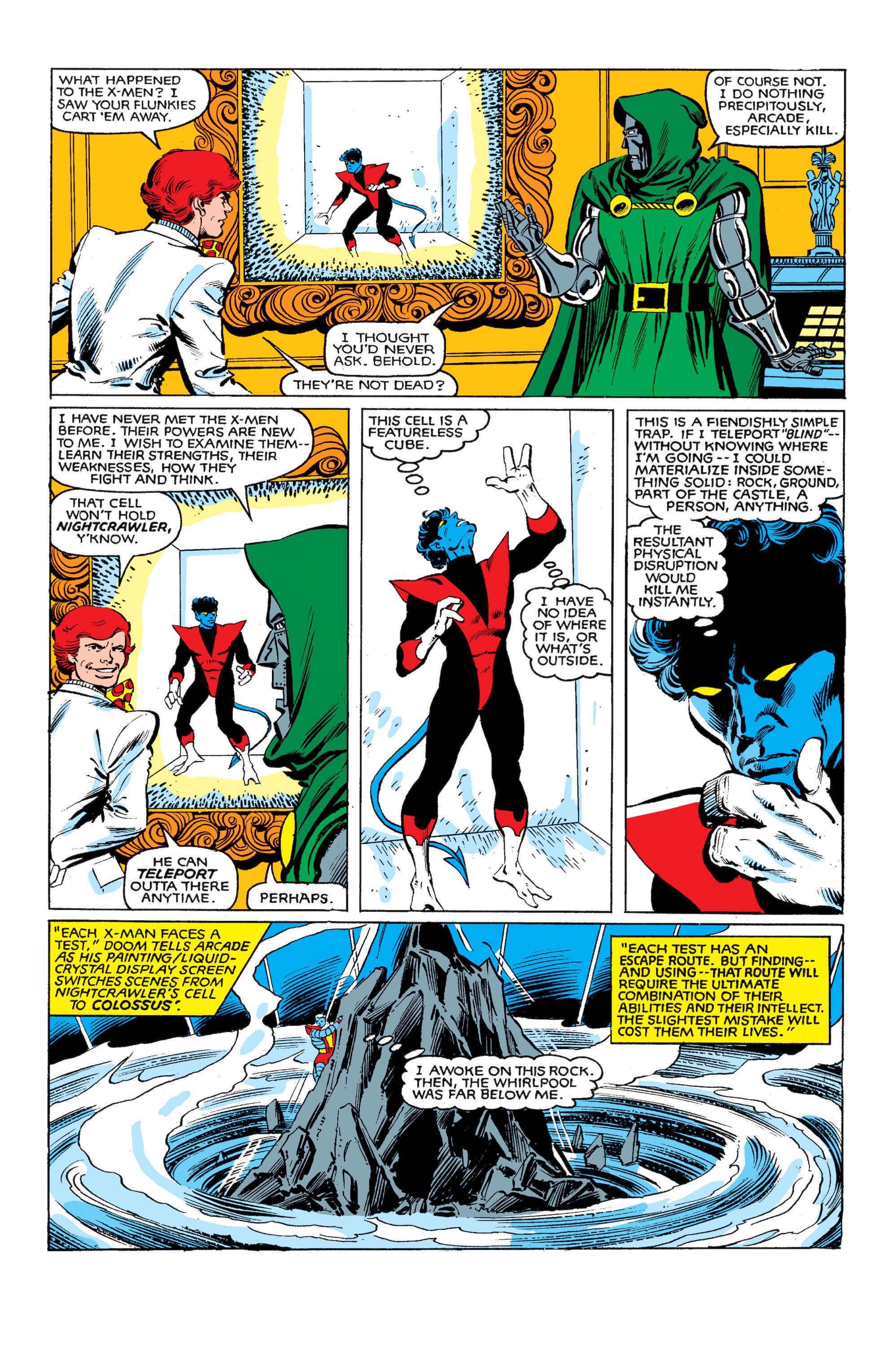 Read online Uncanny X-Men (1963) comic -  Issue #146 - 4