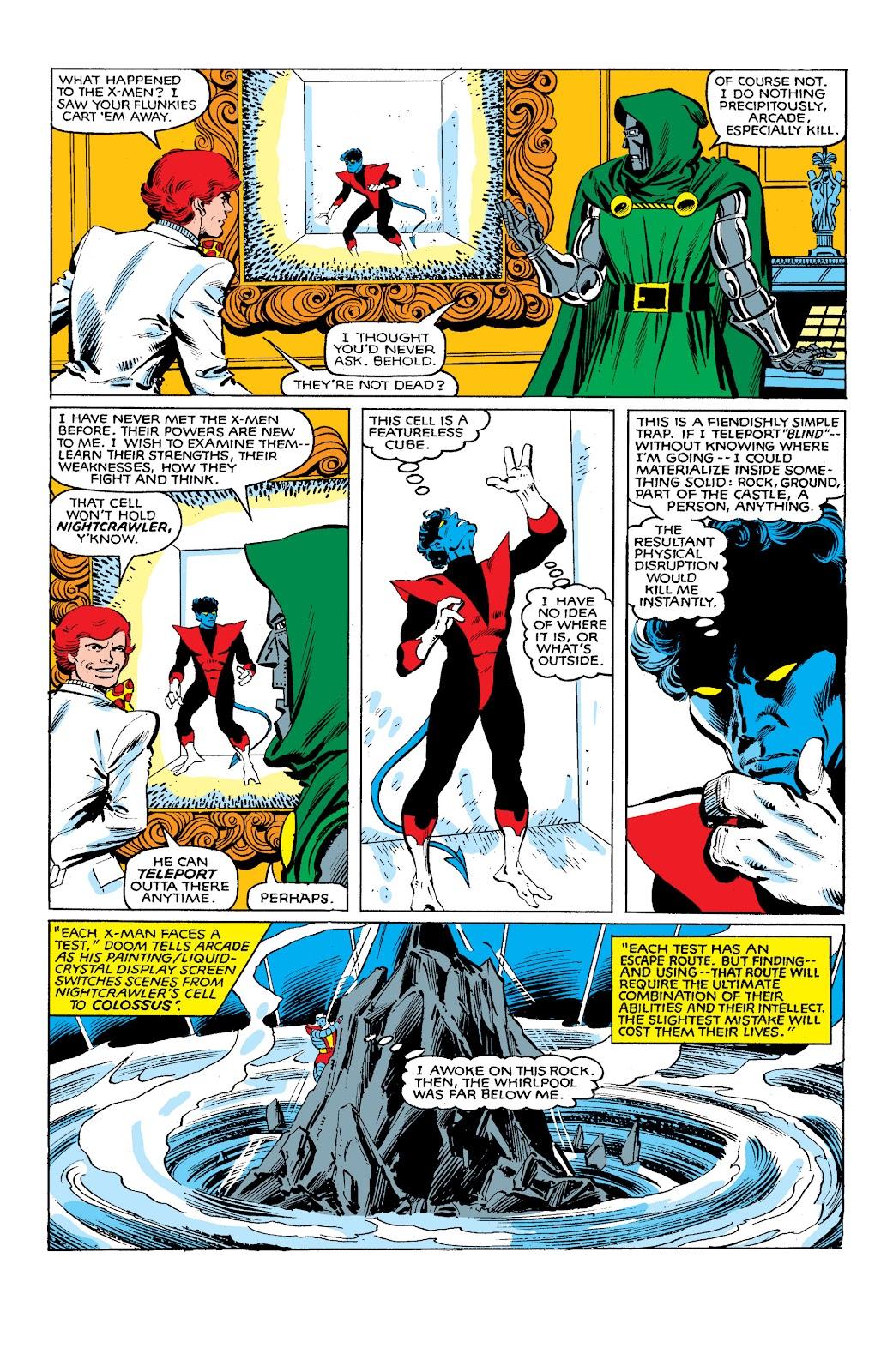 Uncanny X-Men (1963) issue 146 - Page 4