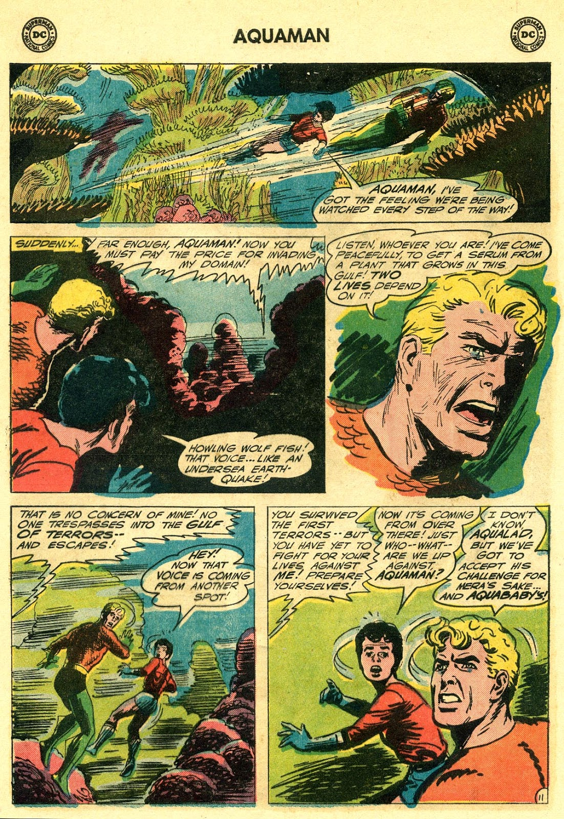 Aquaman (1962) Issue #23 #23 - English 16