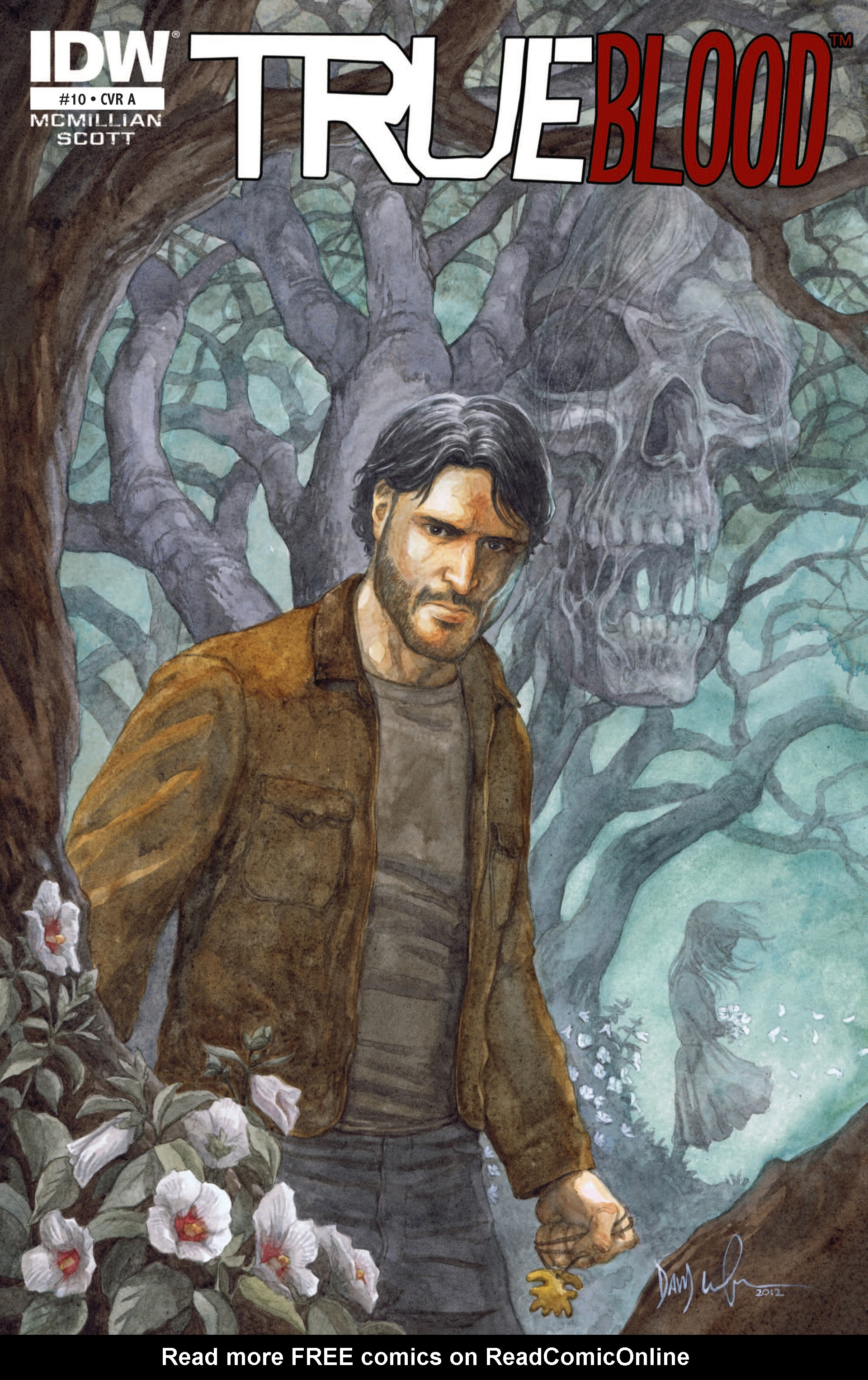 Read online True Blood (2012) comic -  Issue #10 - 1