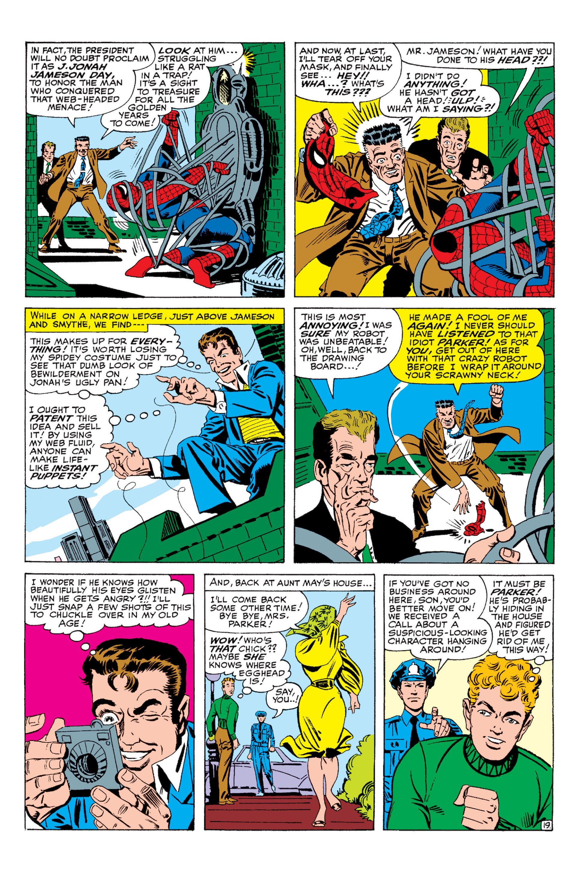 The Amazing Spider-Man (1963) 25 Page 19