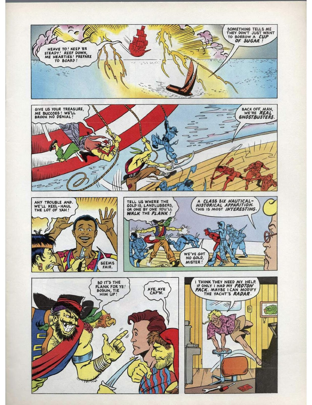 The Real Ghostbusters Issue #193 #167 - English 33