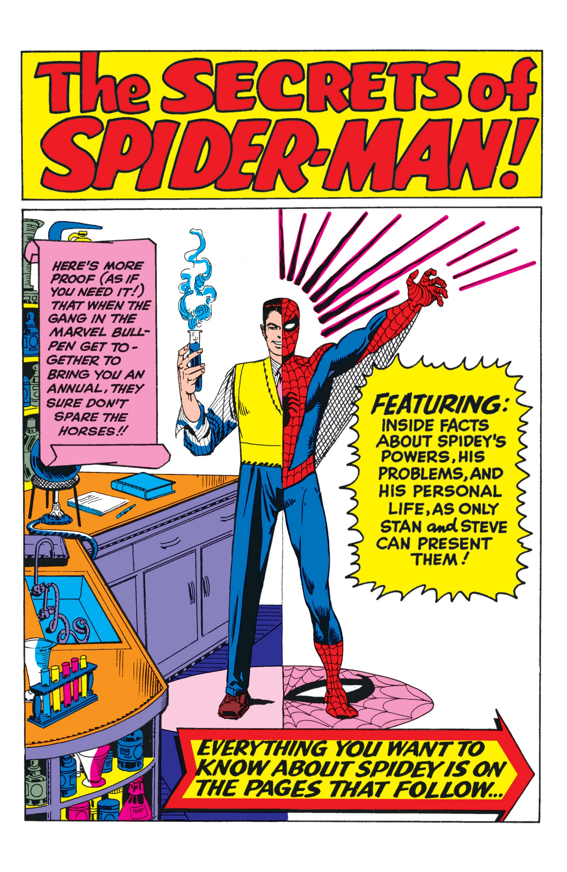 The Amazing Spider-Man (1963) _Annual_1 Page 56