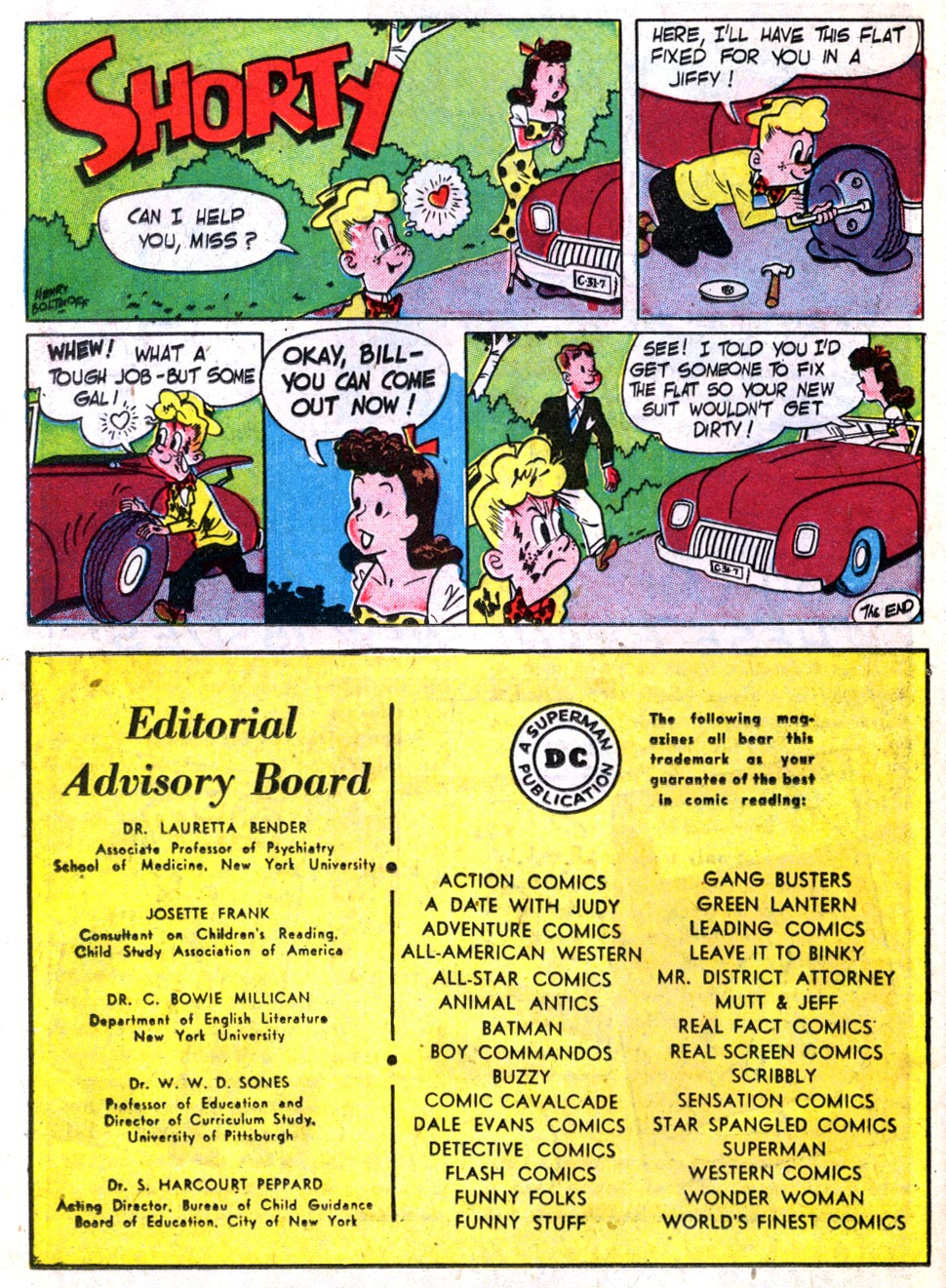 Read online Adventure Comics (1938) comic -  Issue #137 - 38