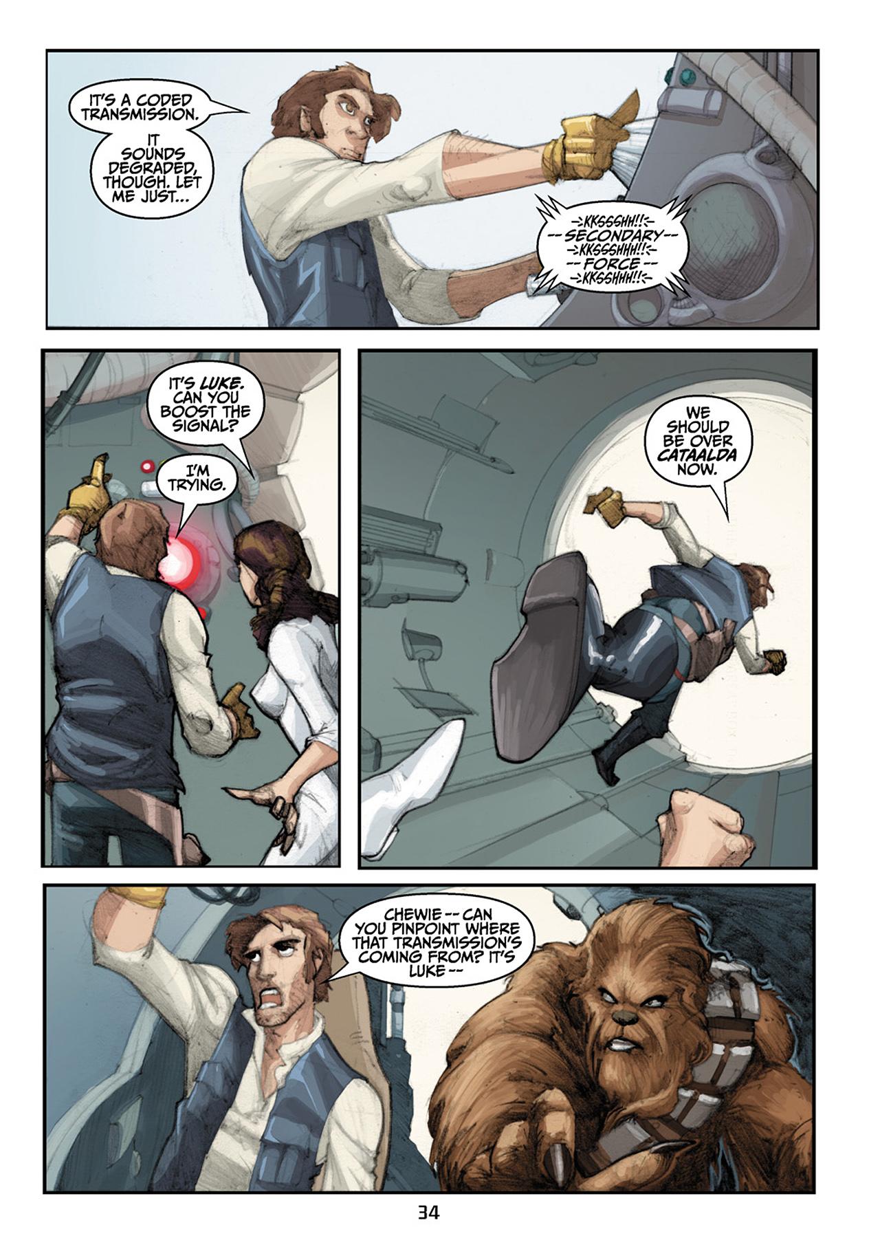 Read online Star Wars Omnibus comic -  Issue # Vol. 33 - 116