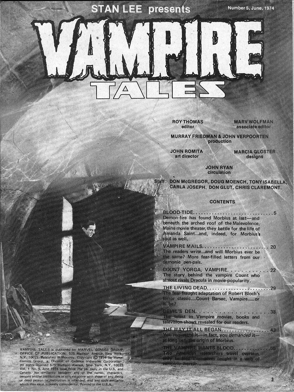 Vampire Tales issue 5 - Page 4