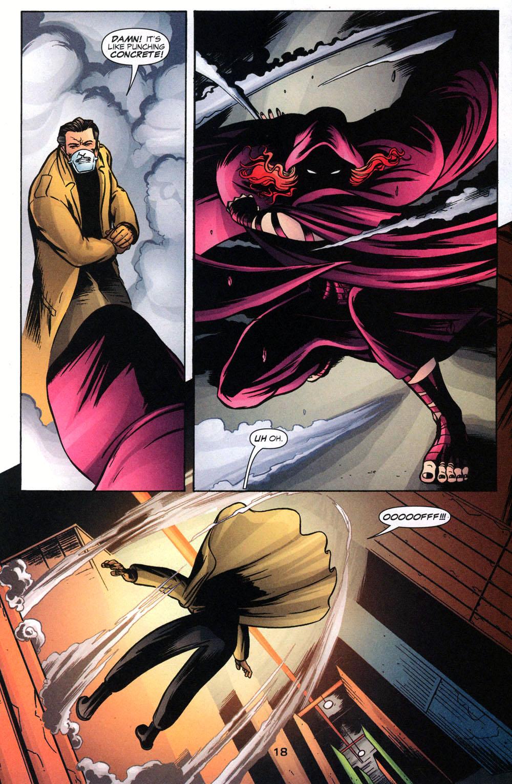 Read online Fallen Angel (2003) comic -  Issue #2 - 19
